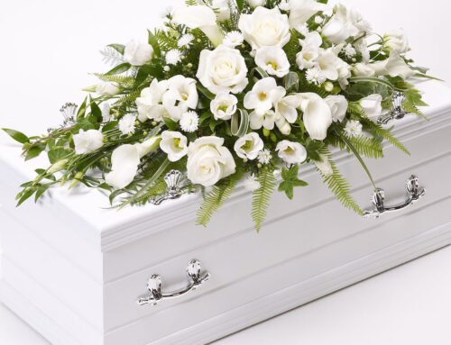 How to organise your private funeral arrangements